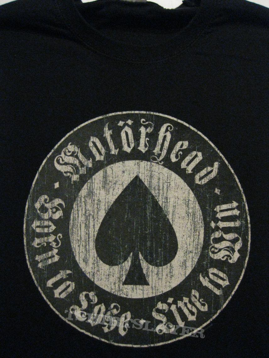 "TShirt or Longsleeve - Motörhead ""Born To Loose - Live To Win""  2007"