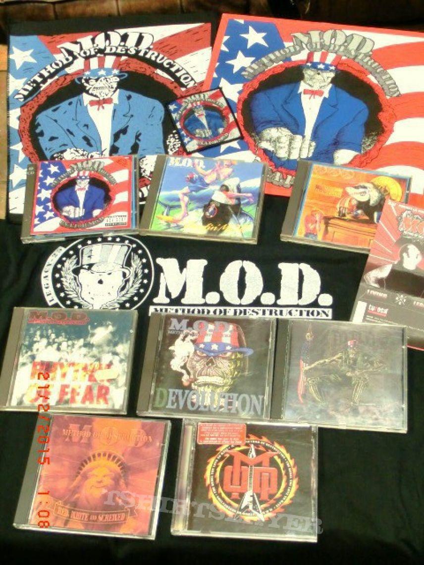 M.O.D. Collection - Thrashing Entertainment