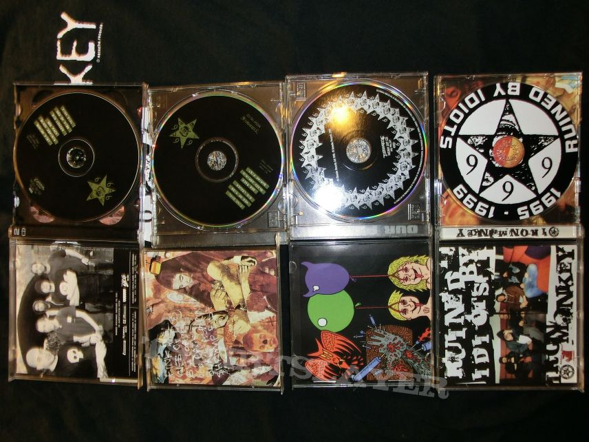 Iron Monkey CD Collection 197 - 1999