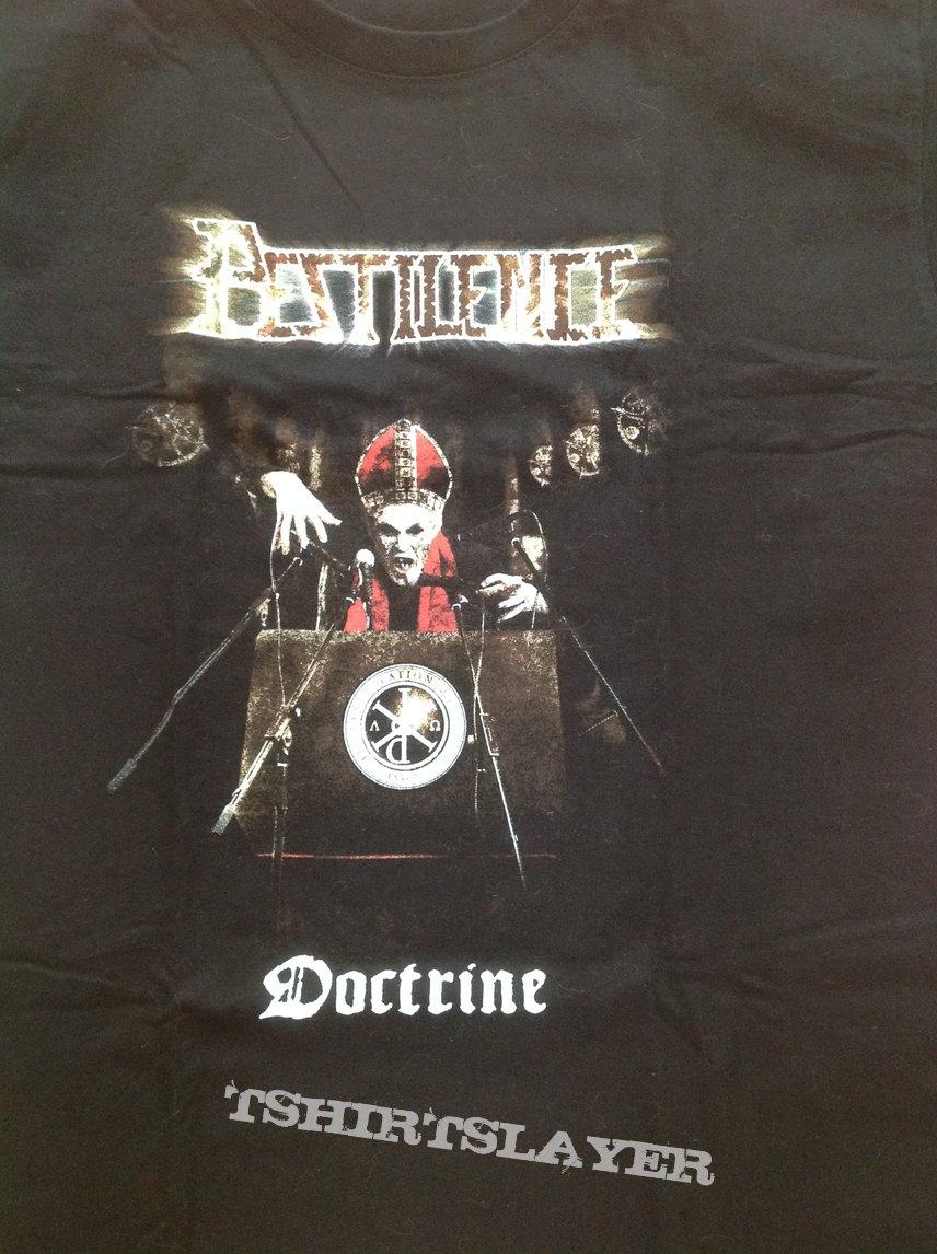 Pestilence - Doctrine OG tshirt
