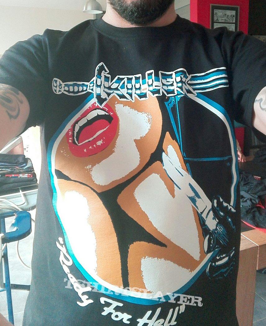 Killer (belgium) shirts
