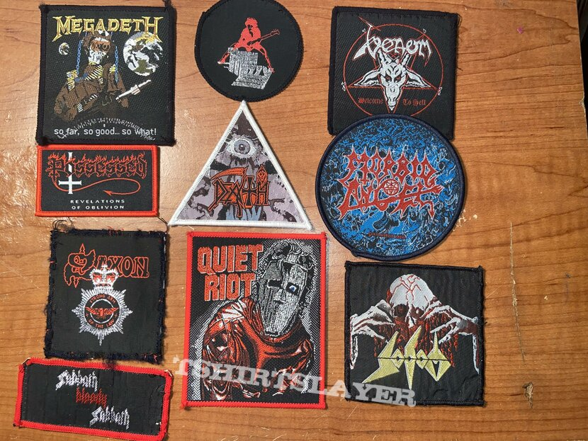 The patches