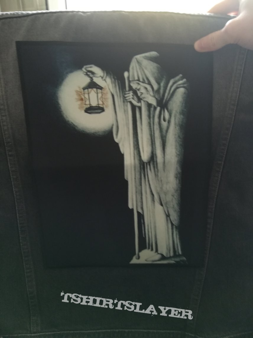 Backpatch heremit from led zeppelin IV