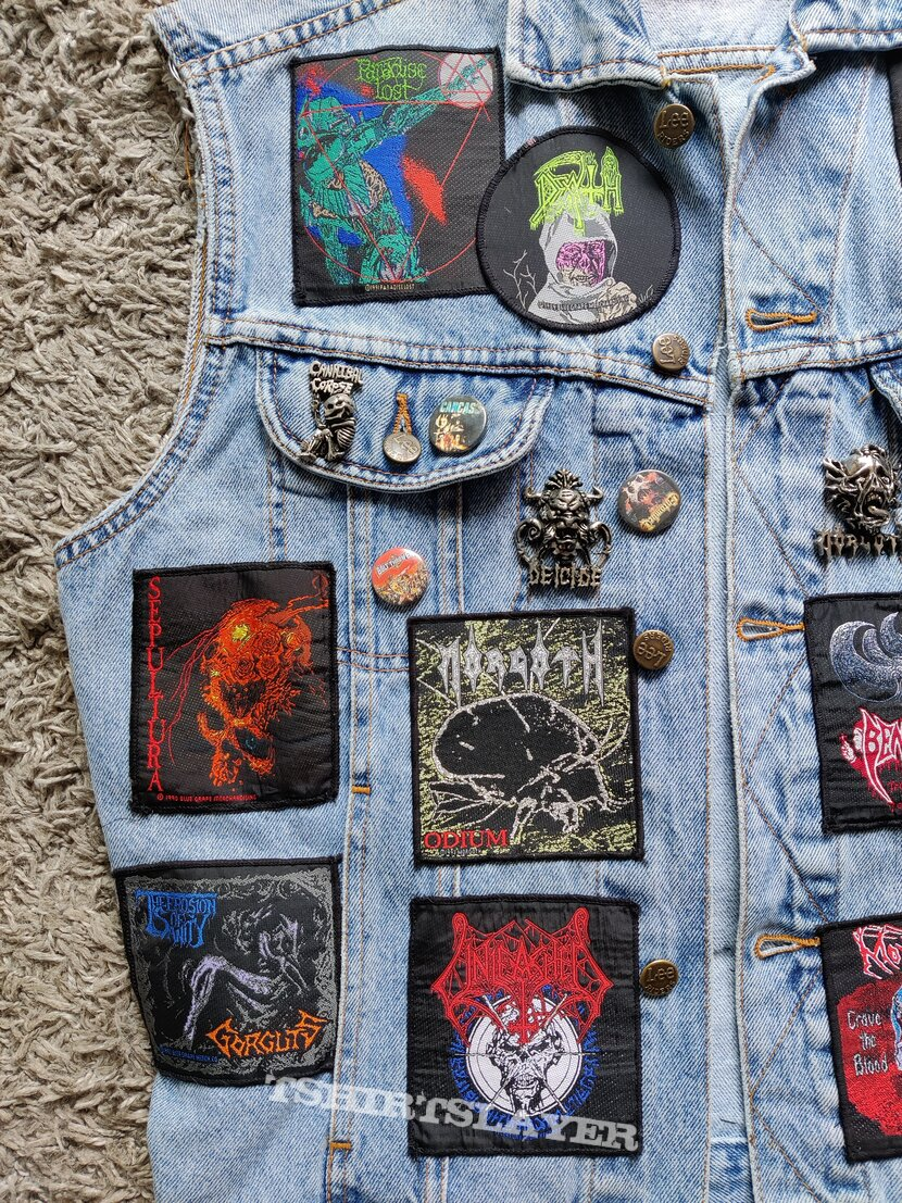 Old School Death Jacket