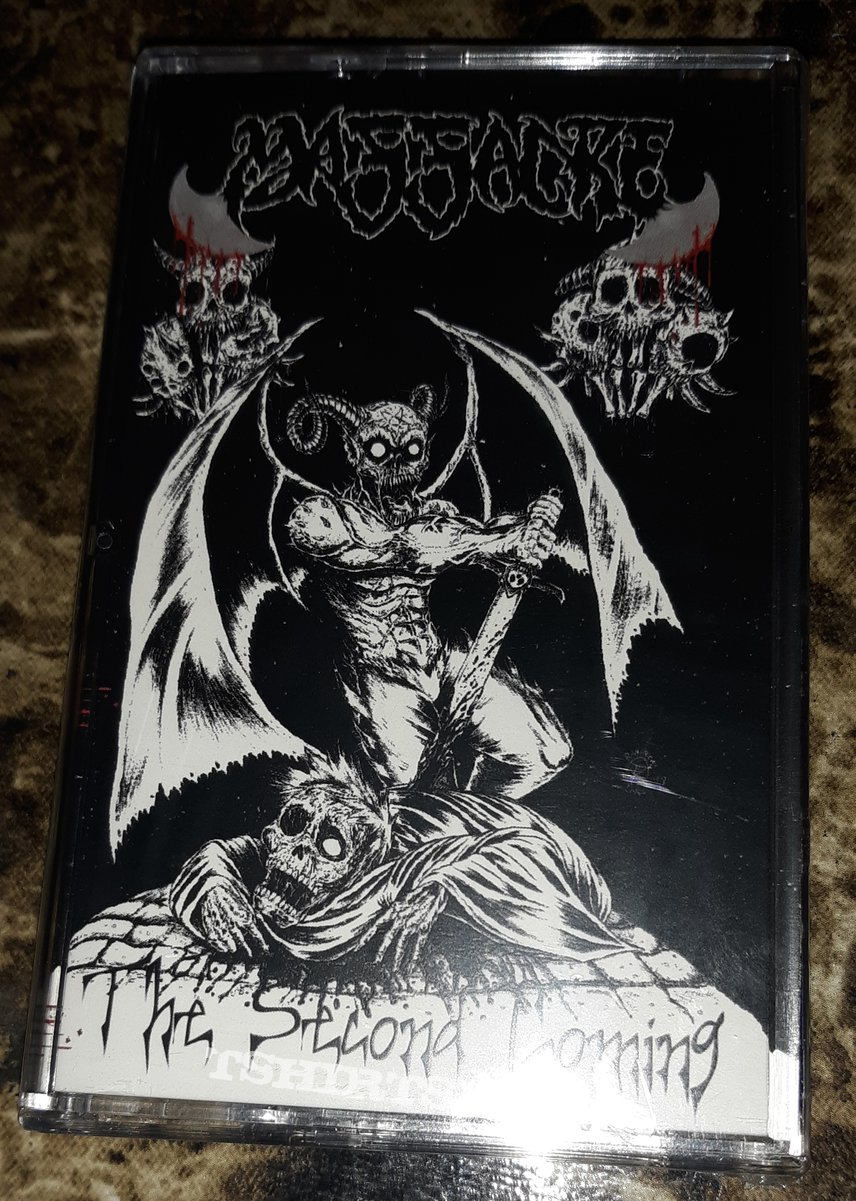 MASSACRE cassette
