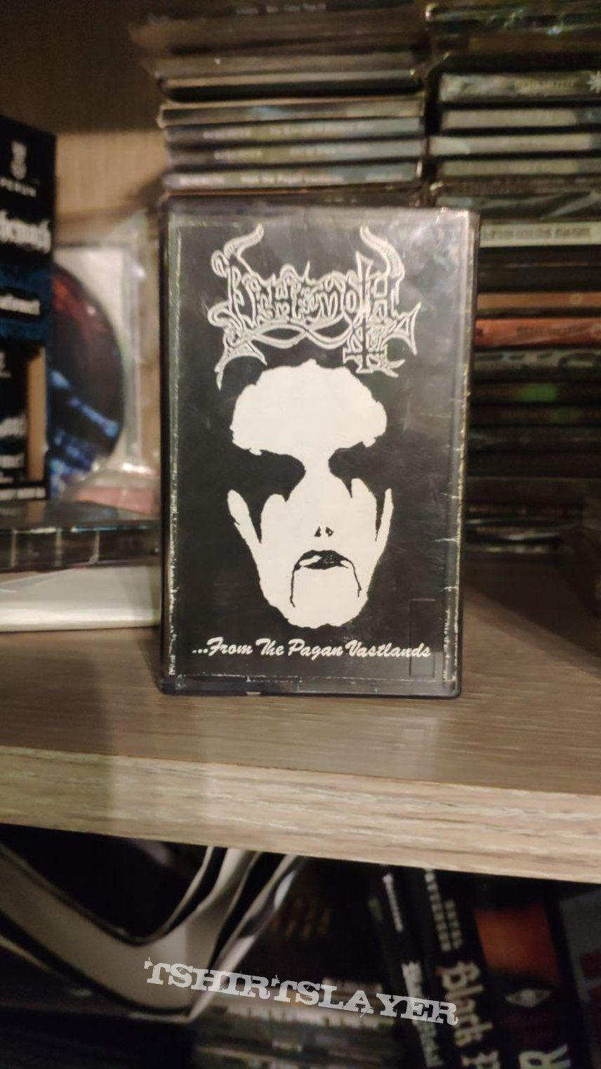 Behemoth - From The Pagan Vastlands ADVANCED TAPE (1993)
