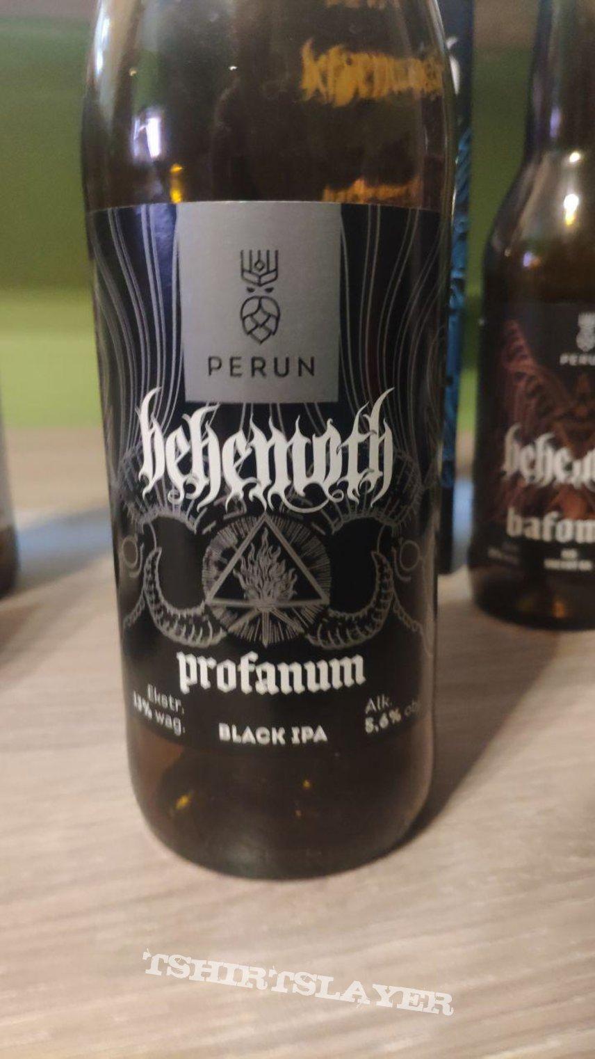 Behemoth - Profanum (Beer from Browar Perun)