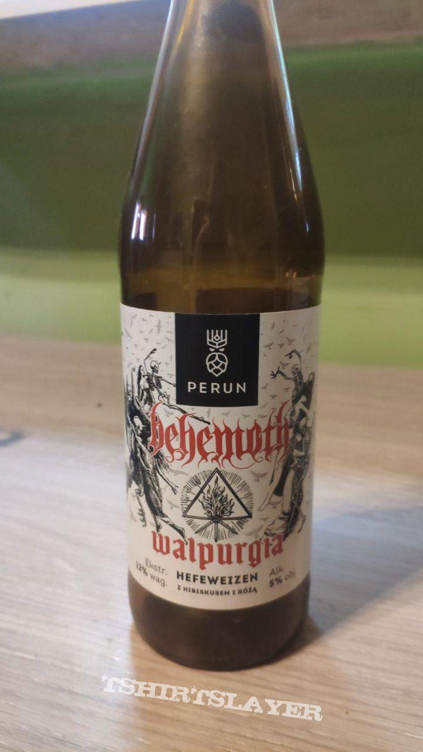 Behemoth - Walpurgia (Beer from Browar Perun)