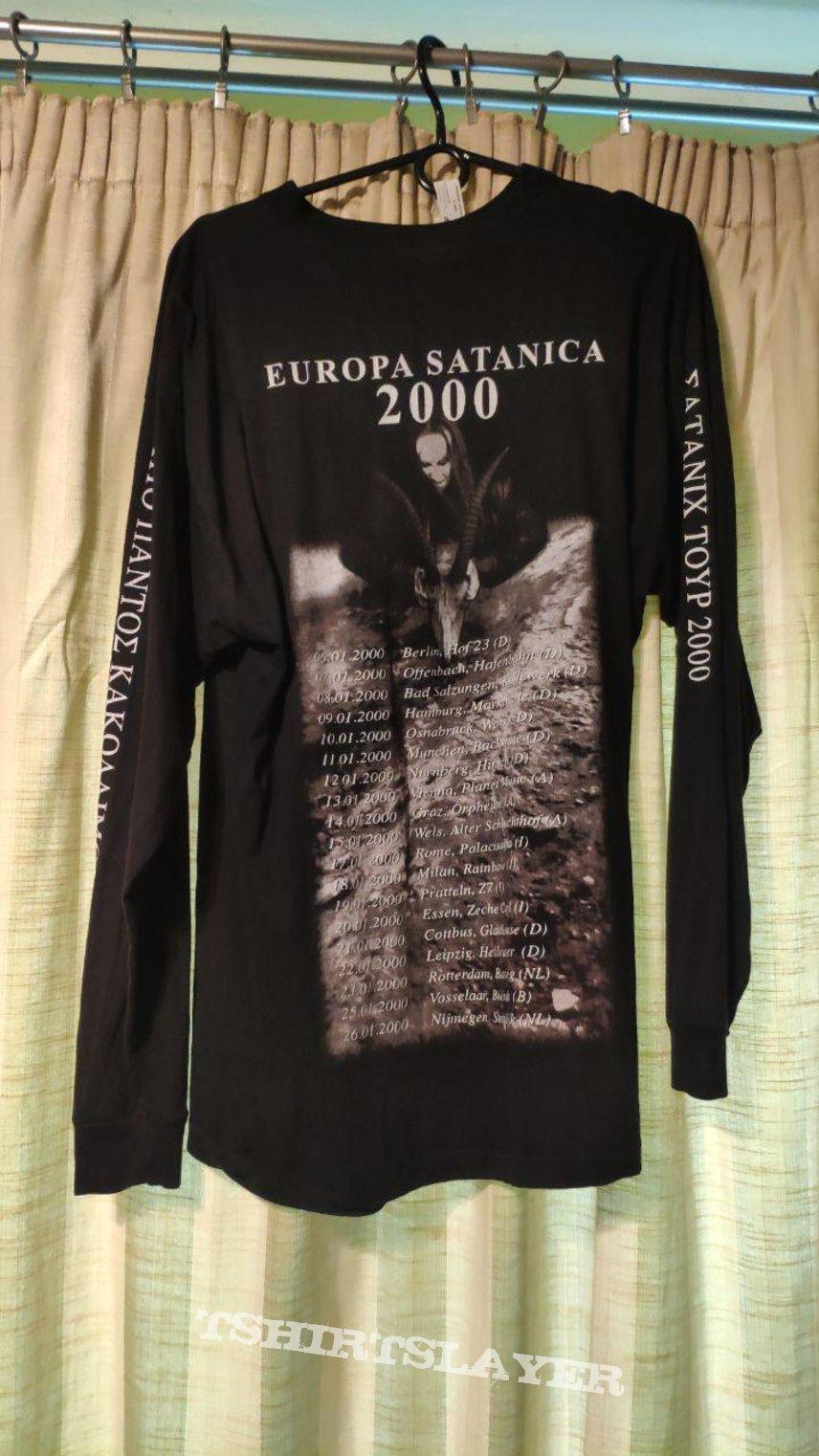 Behemoth - Europa Satanica 2000 Longsleeve Avantgarde