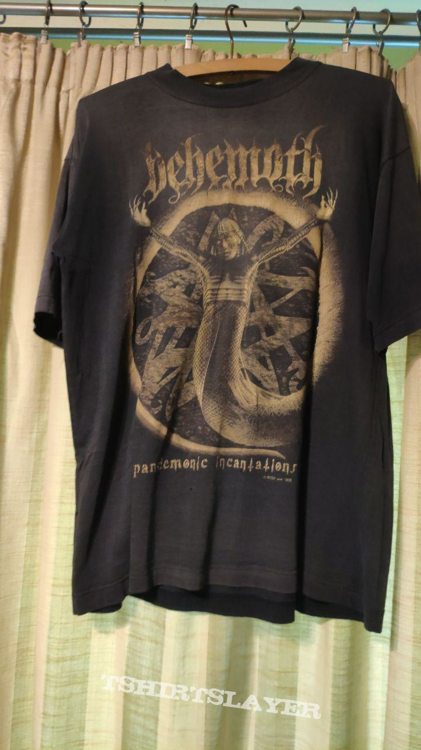 Behemoth - Pandemonic Incantations 19989 Vox Mortis