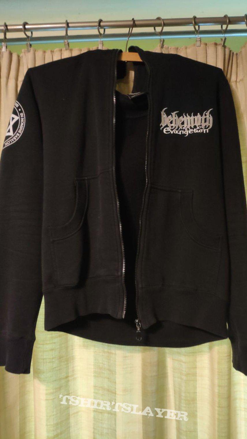 Behemoth - Evangelion hoodie XL