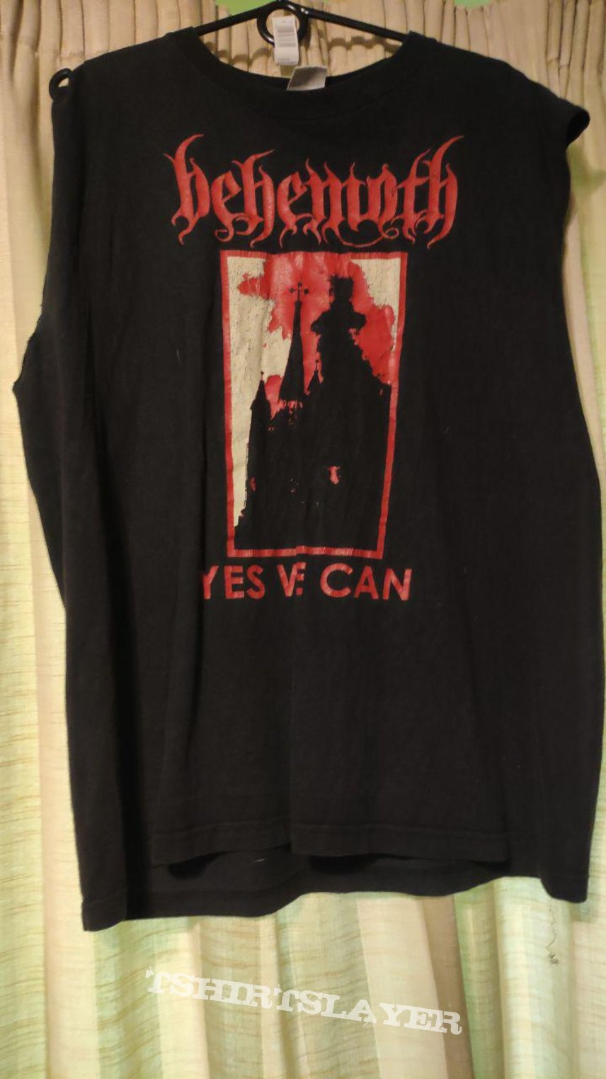 Behemoth - Youth Against Christ/Yes We Can XL
