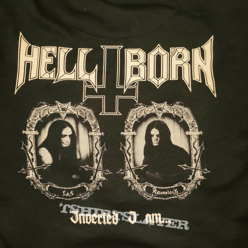 Hell-Born Debut EP LS 2018