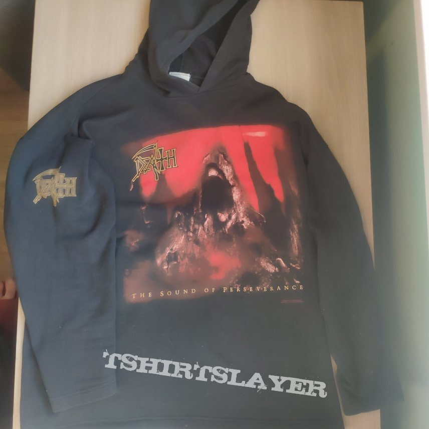 Death - The Sound of Perseverance Hoodie XL