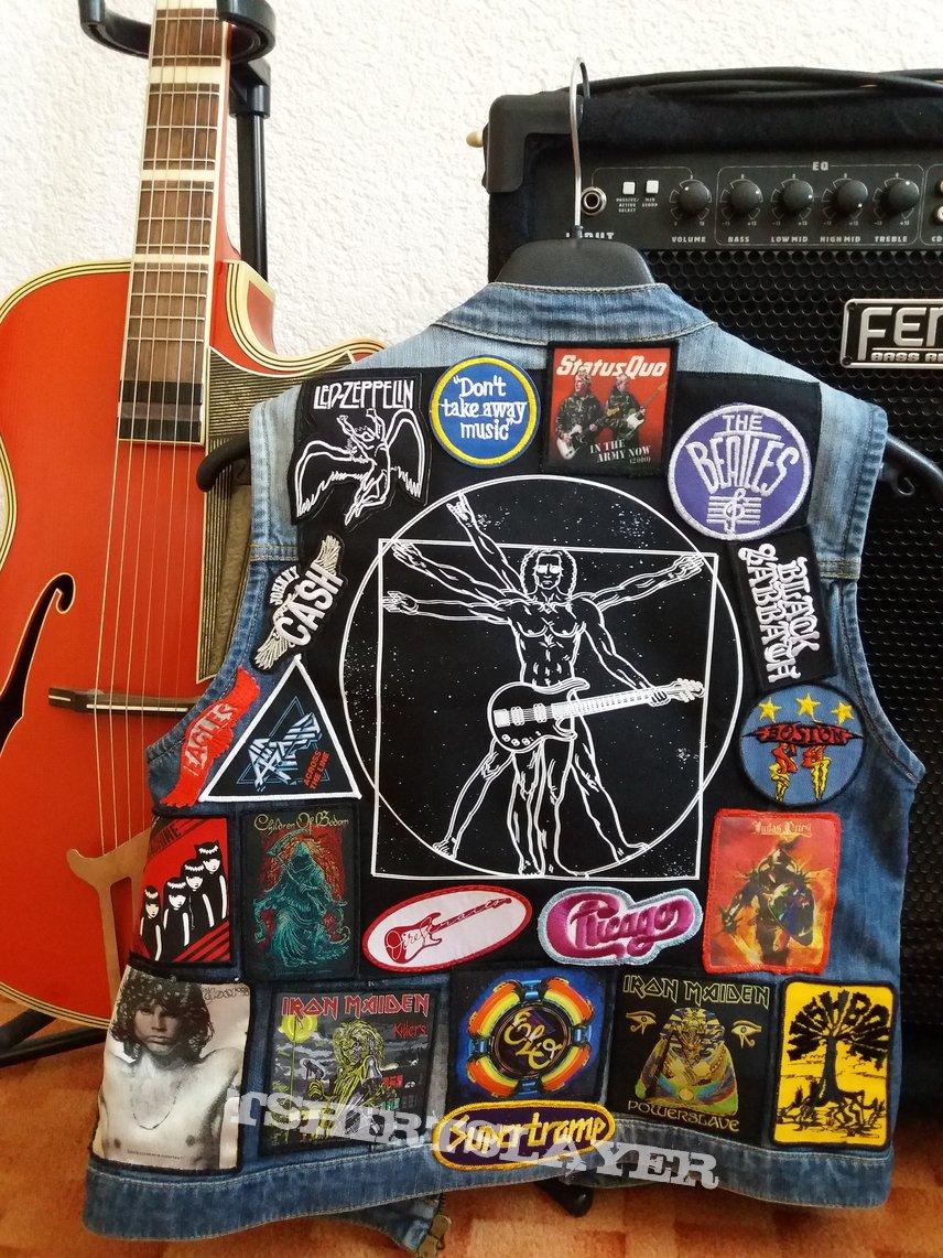 My Musician's Battle Vest