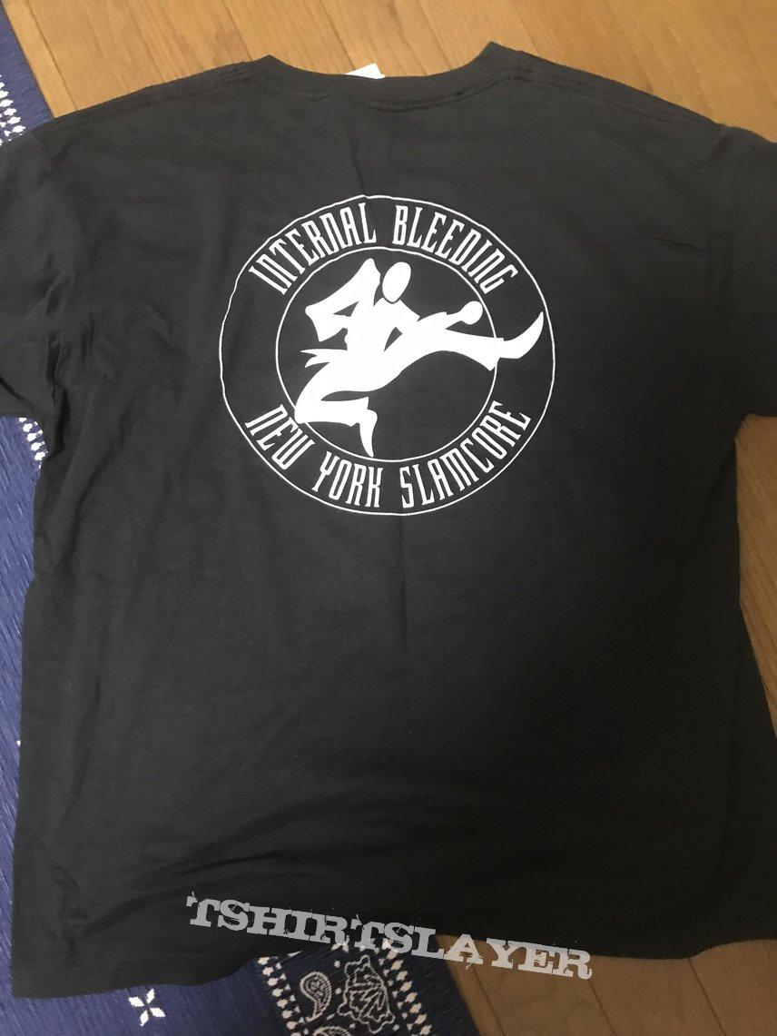 Internal Bleeding Vintage T shirt