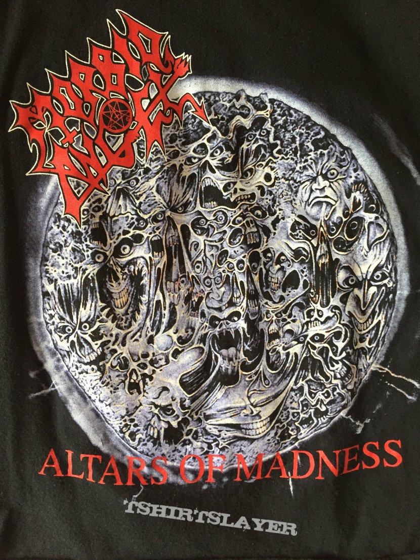Morbid Angel 10 Years of Madness