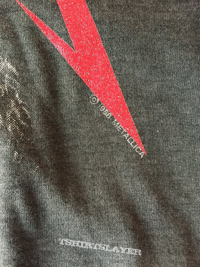 Metallica  And Justice For All shirt