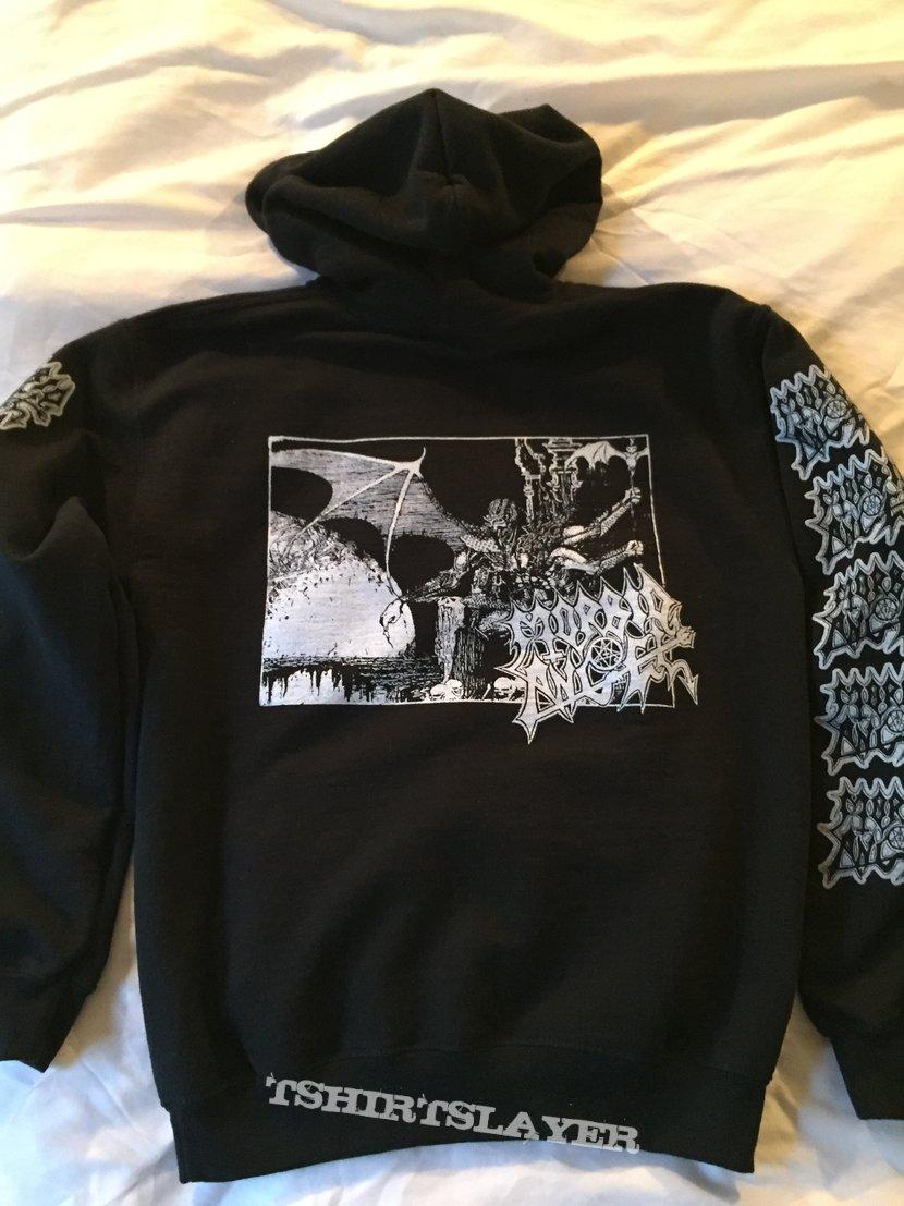 Morbid Angel pullover hoodie