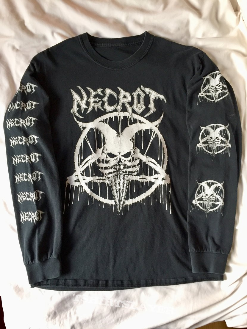 Necrot Abyss long sleeve