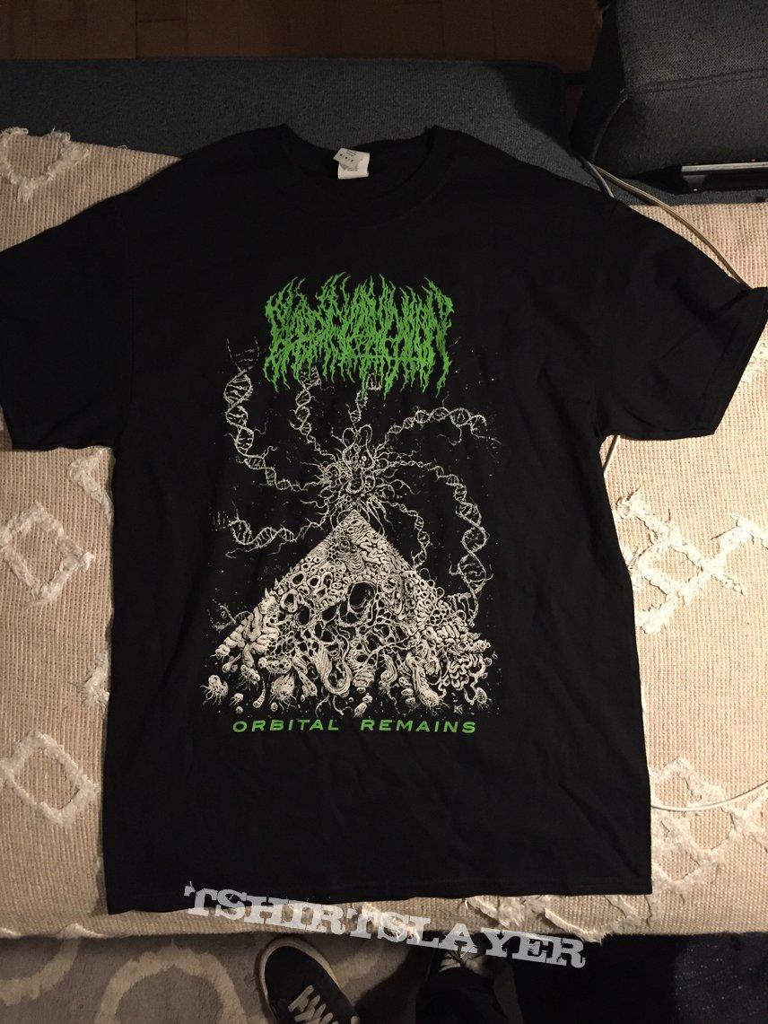 Blood Incantation 2019 shirt
