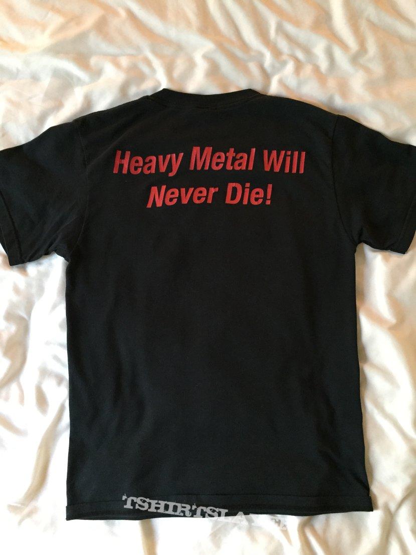 Metal Blade shirt