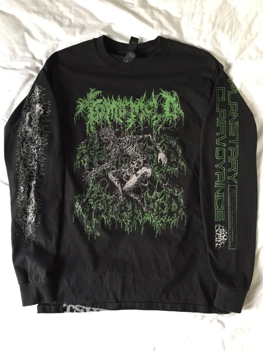 Tomb Mold Planetary Clairvoyance LS