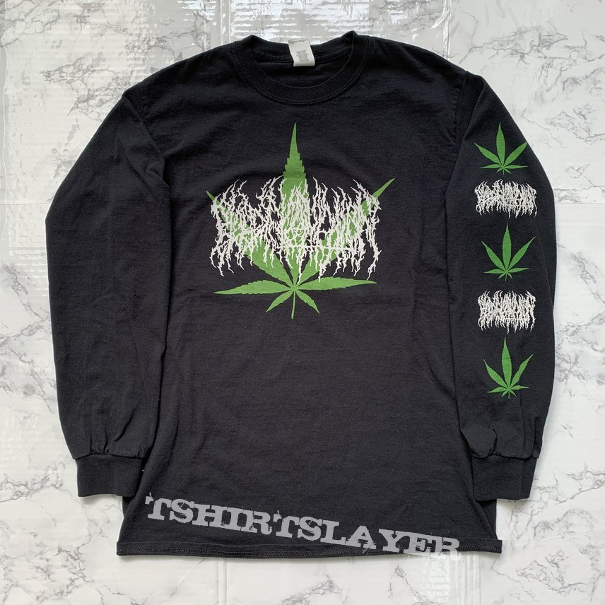 Blood Incantation - Blessed are the Starspawn 4/20 exclusive shirt