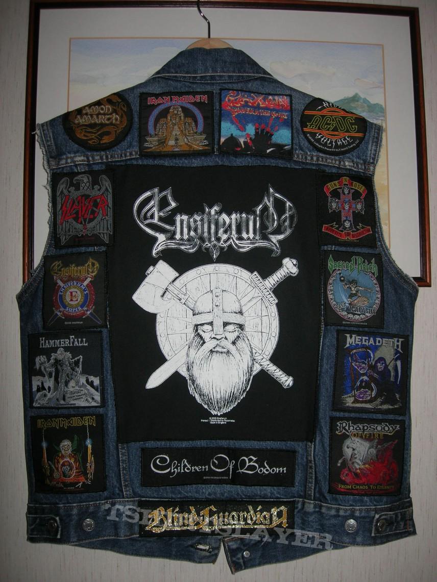 Battle Jacket - Heavy Metal Kutte