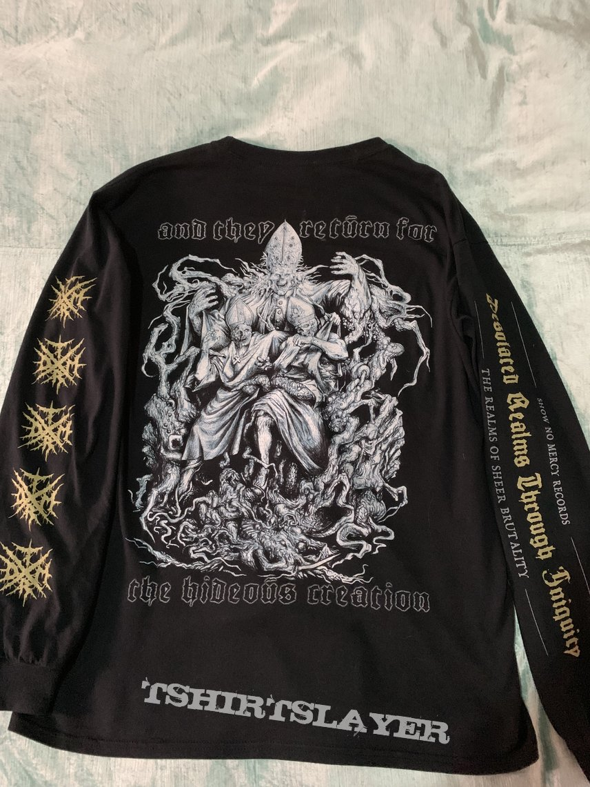Molested Divinity Desolate Realms LS