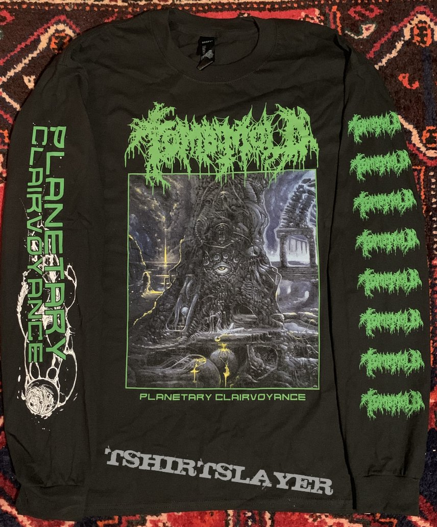 Tombmold- Planetary Clairvoyance LS