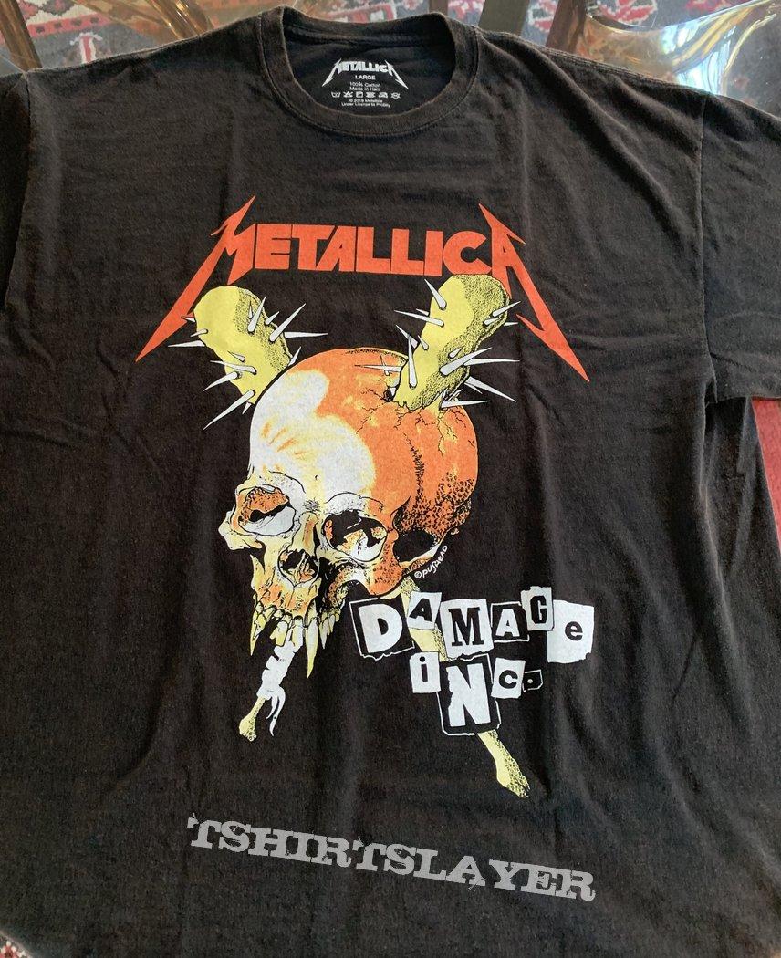 Metallica- Damage Inc. TS