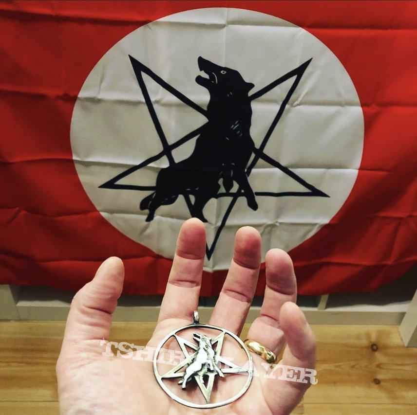 Marduk flag limited to 33 units
