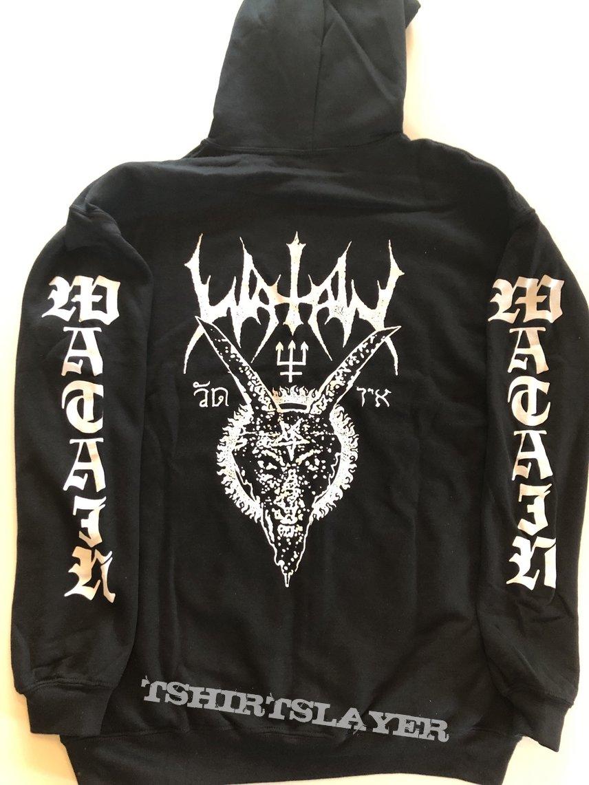 Watain zip hoodie