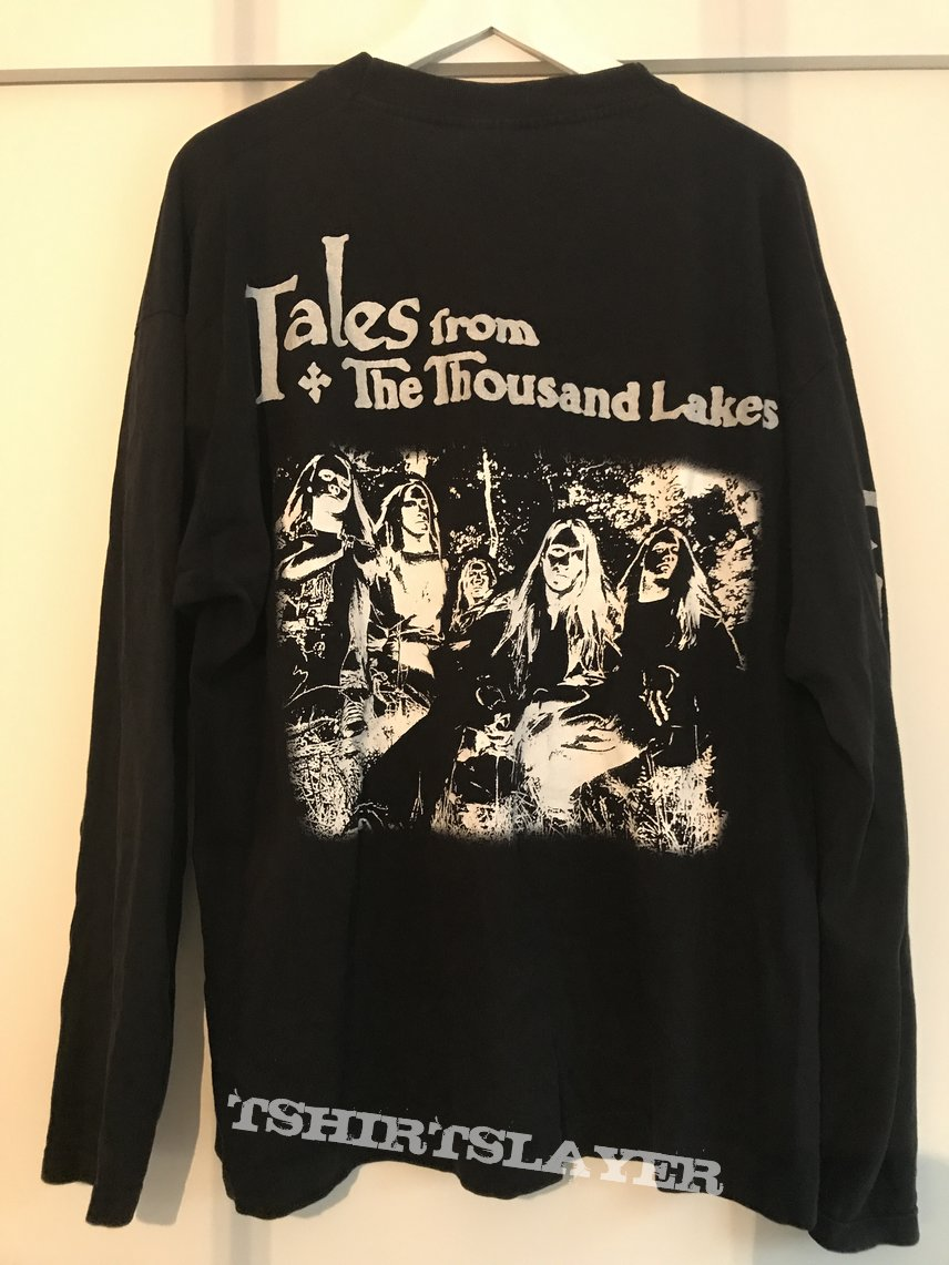 Amorphis - Tales from the thousand lakes long sleeve XL