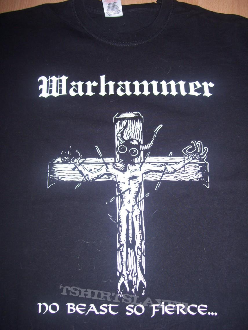 TShirt or Longsleeve - Warhammer No Beast so Fierce