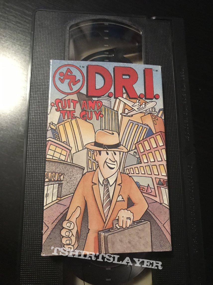 DRI - Suit And Tie Guy cassette single