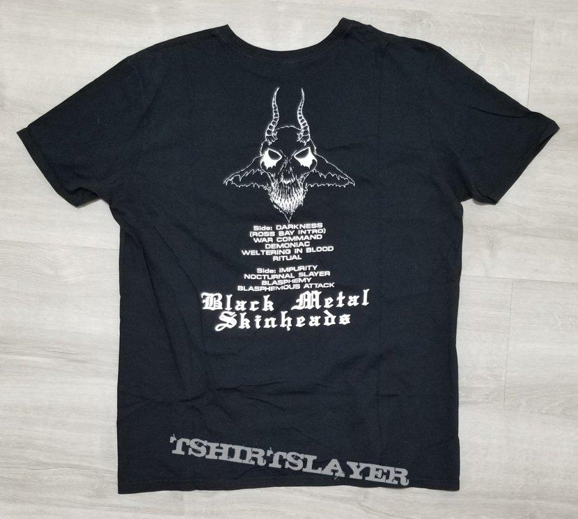 "Blasphemy ""Blood Upon the Altar"" t-shirt"
