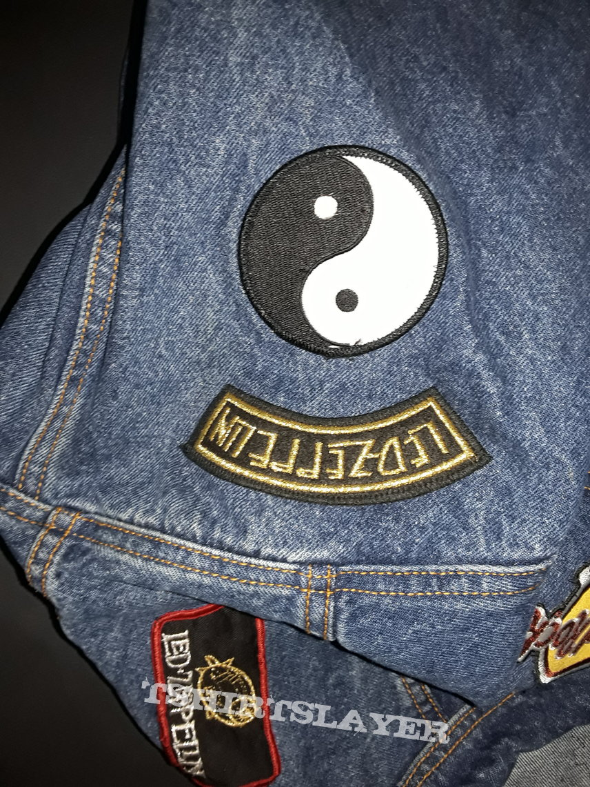 Heard Rock Cafe Jacket with Patches