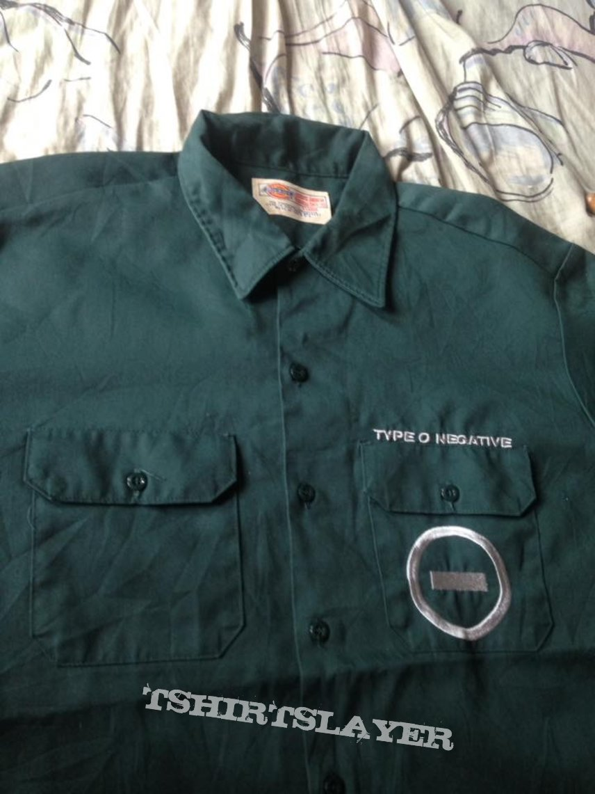 Type O Negative (DICKIES) 1995 Workwear