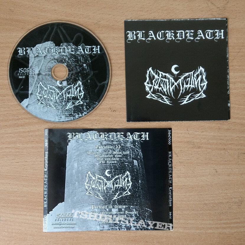 Leviathan / Blackdeath - Split (CD)