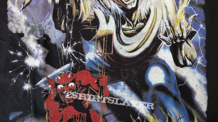 IRON MAIDEN - The Number Of The Beast (T-Shirt)