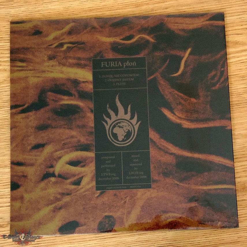 Furia  – Płoń (Ltd. Black Vinyl)