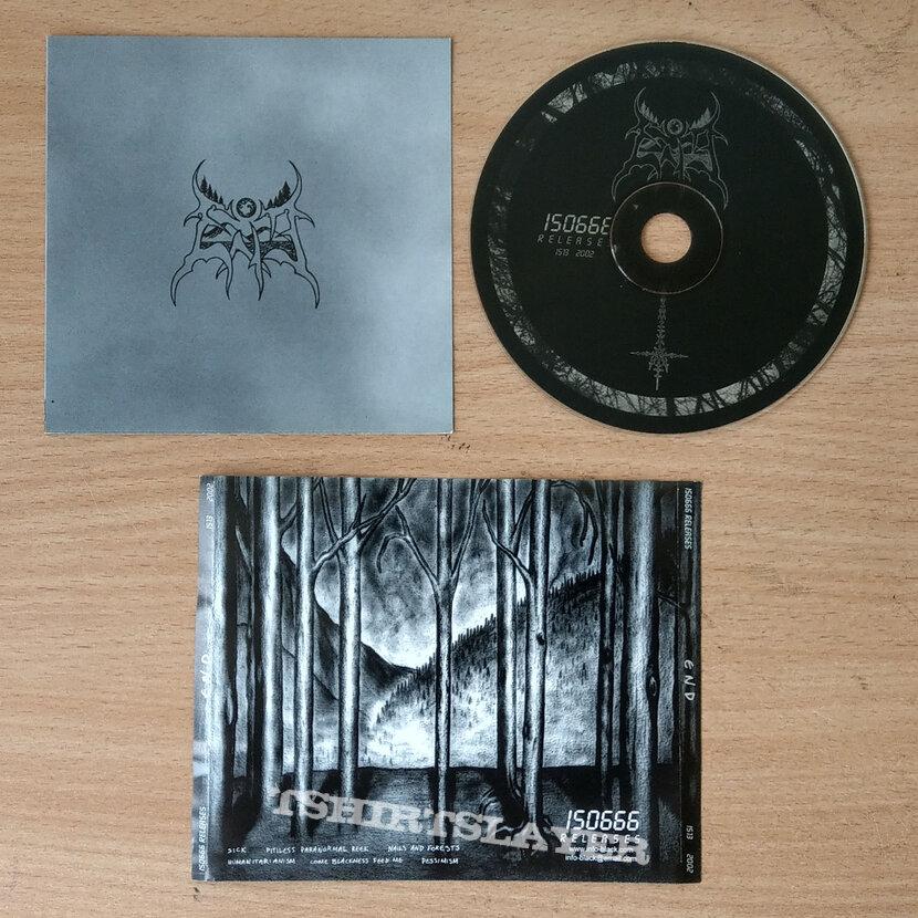 END - I (CD)