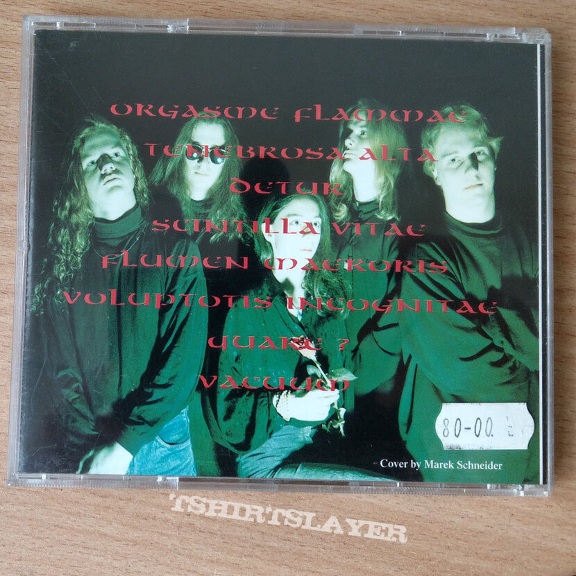 Hypnotic Scenery - Vacuum (1st press CD)