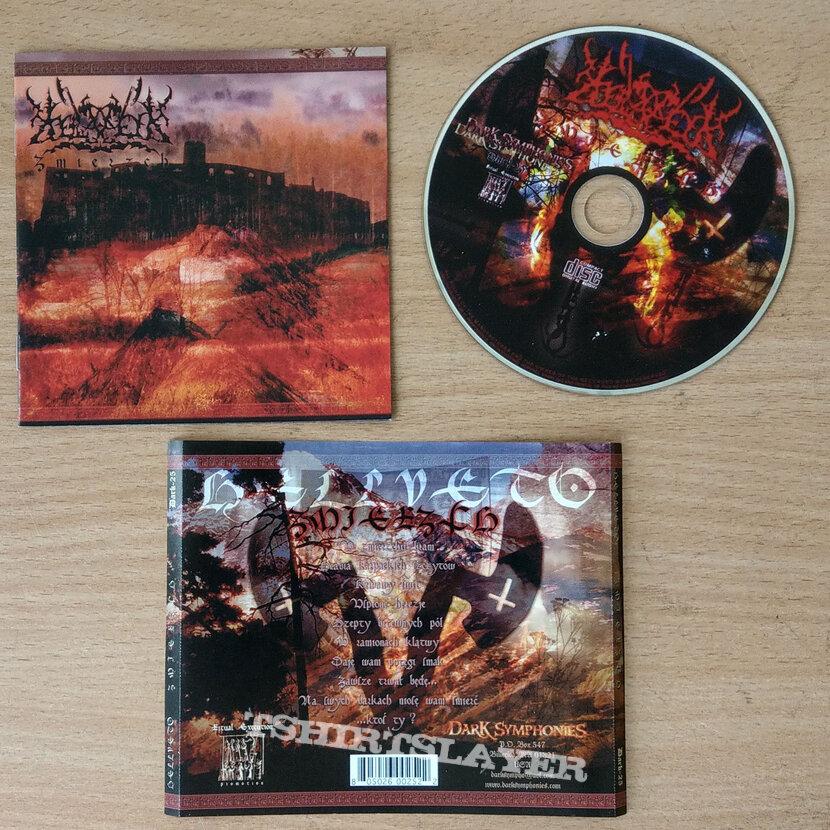 HELLVETO - Zmierzch (CD)