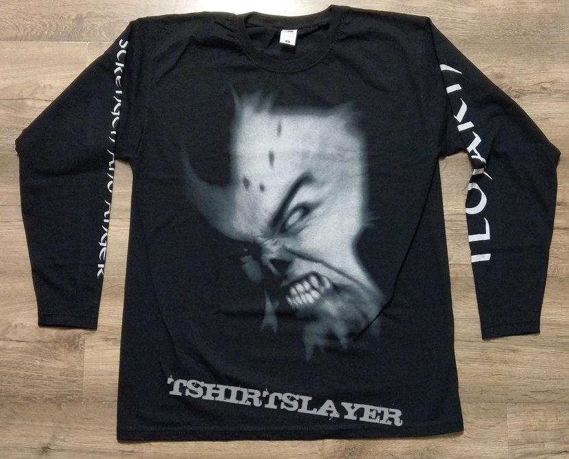 ILDJARN Strength And Anger T-Shirt // Longsleeve