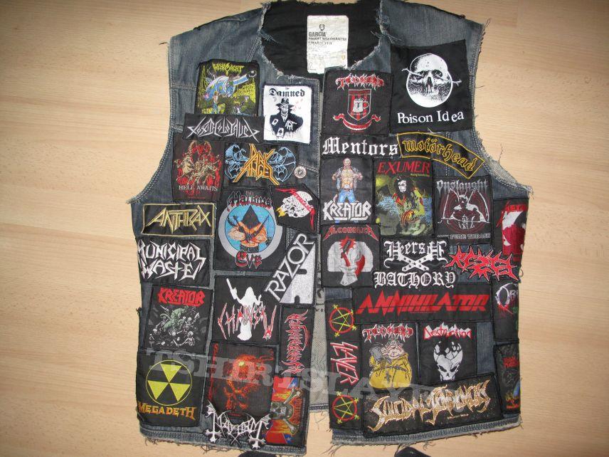 Battle Jacket - jacket updated