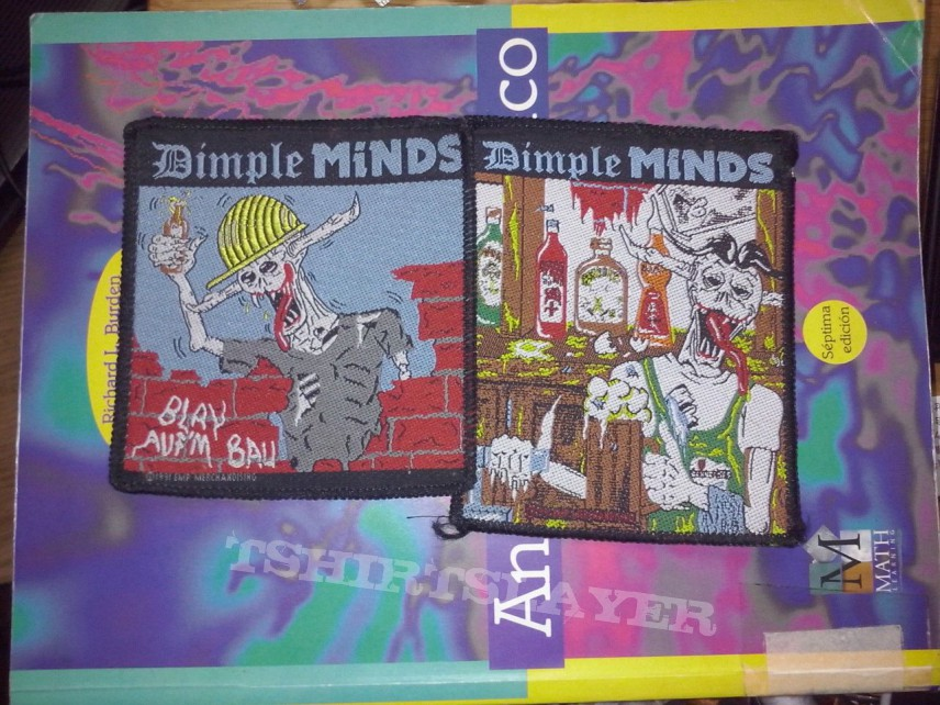 dimple minds patches