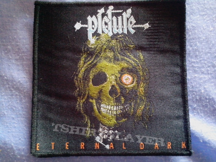 "Picture ""Eternal Dark"" Patch"